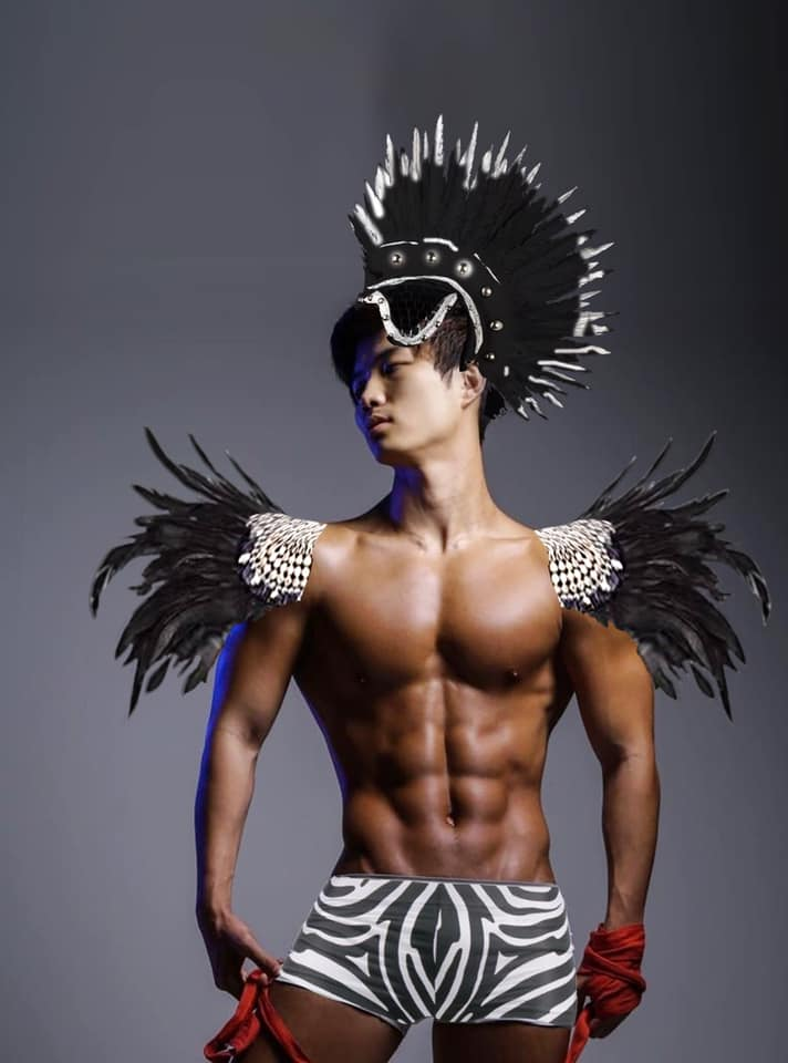 Asian Marching Boys In The Sydney Mardi Gras 2020 Gorgeous Guys
